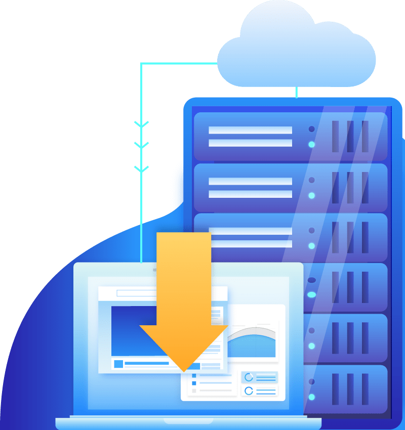 cPanel Hosting Included